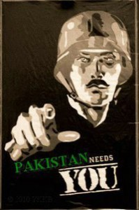 Pakistan Army Needs You