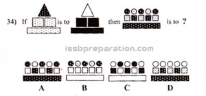 Q34-Non Verbal Intillegence Tests - isssbpreparation.com