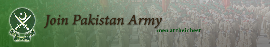 Join Pakistan Army GDMO
